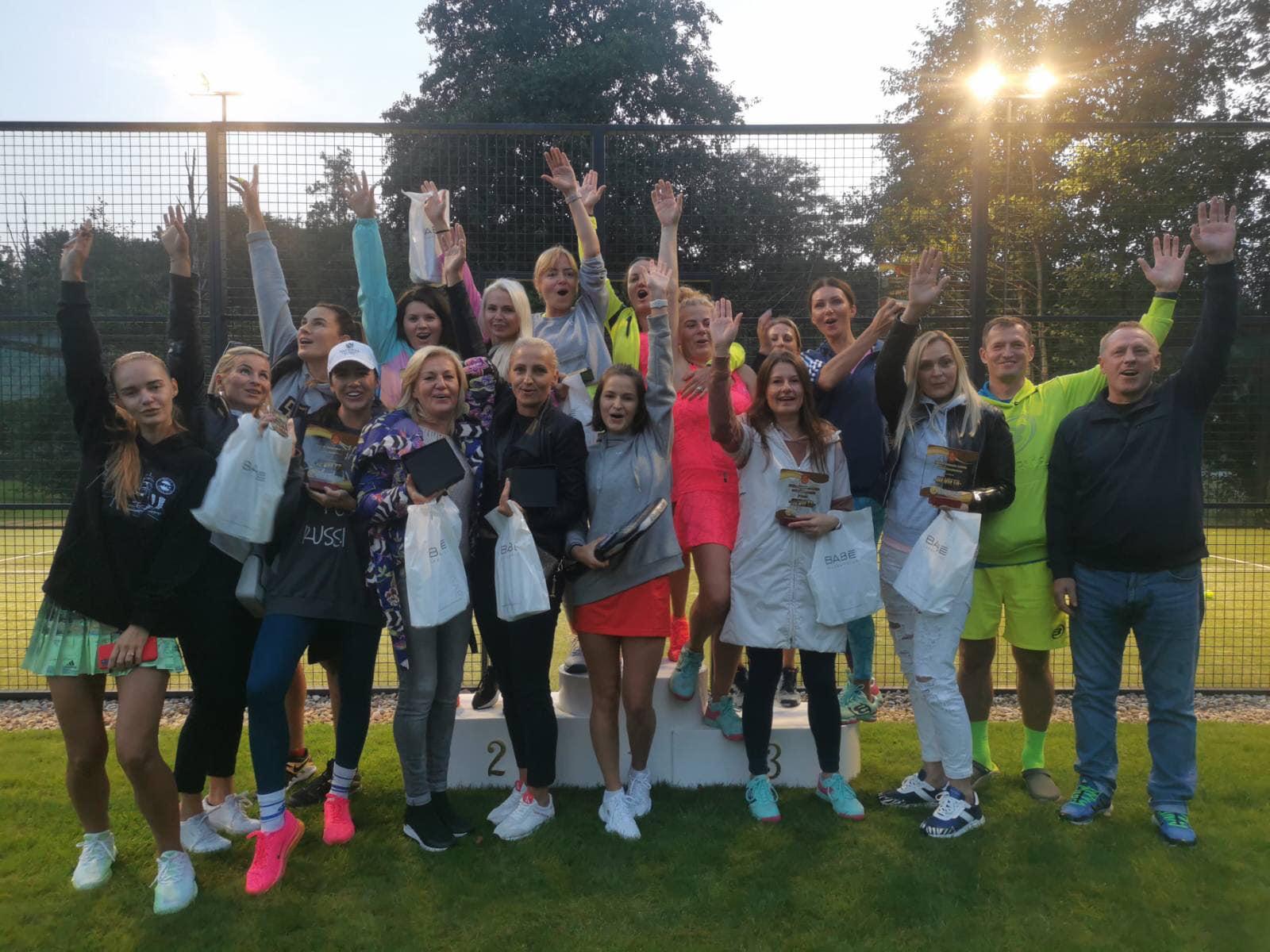 1-asis Klaipėdos Padelio Teniso Čempionatas